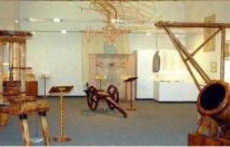 מוזיאונים בפירנצה: מוזיאון לאונרדו דה וינצ'י (הגאון והמכונות)